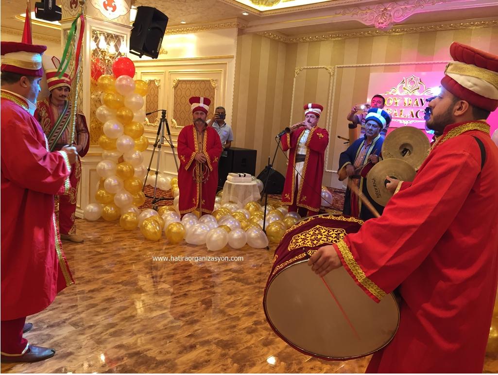 Mehter Takımlı Sünnet Düğünü
