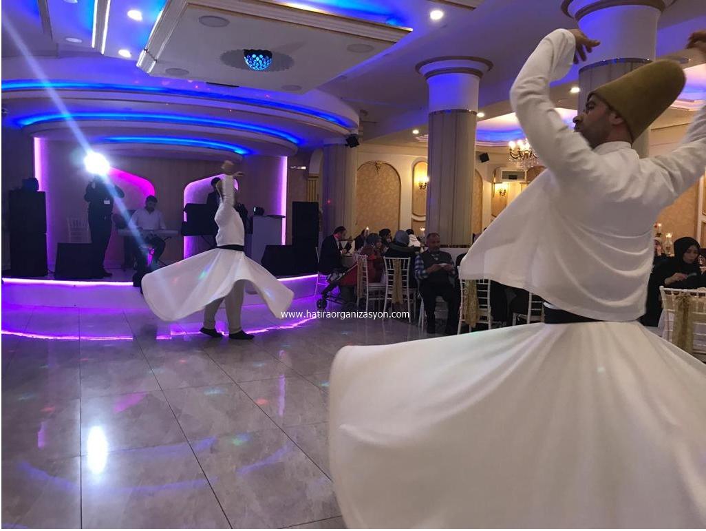 Semazenli Sünnet düğünleri